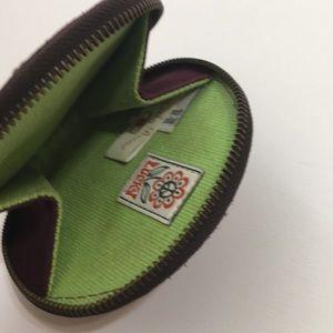 Lucky Brand Bags - Peace love lucky brand coin purse